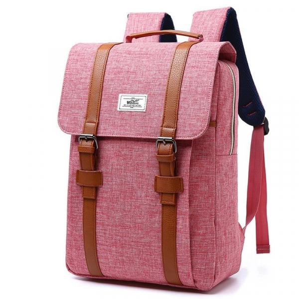, Vintage Style Unisex Canvas Fashion Backpack, Urbane London