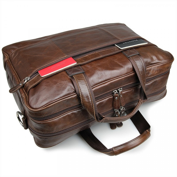 Vintage Leather Laptop case, Vintage Full Grain Leather Laptop Case, Urbane London