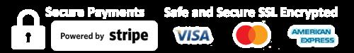 Safe Secure Stripe Payments