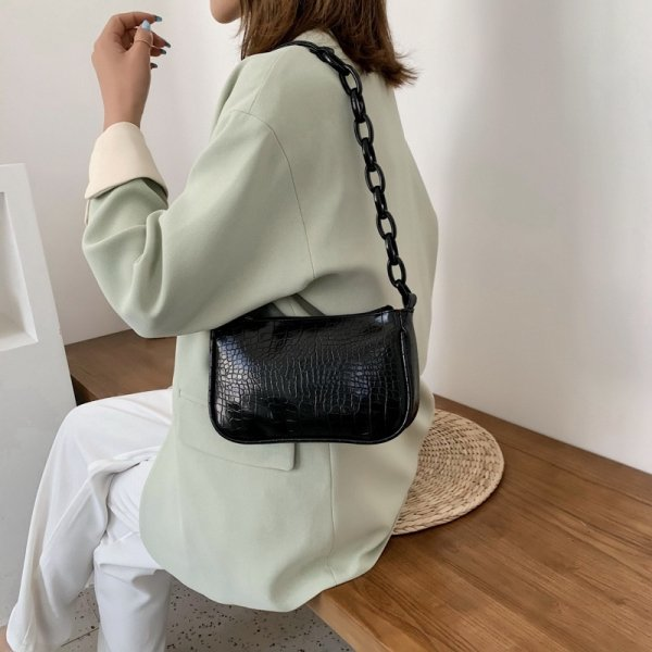 , Crossbody Baguette Bags For Women, Urbane London