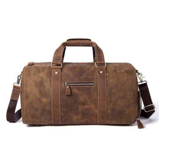 , Genuine Leather Travel Men's Duffle Bags, Urbane London