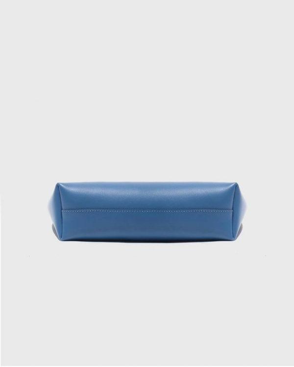 Leather Luxury Bucket Bag, Lady's Genuine Soft Leather Luxury Bucket Bag With hand Woven Details, Urbane London