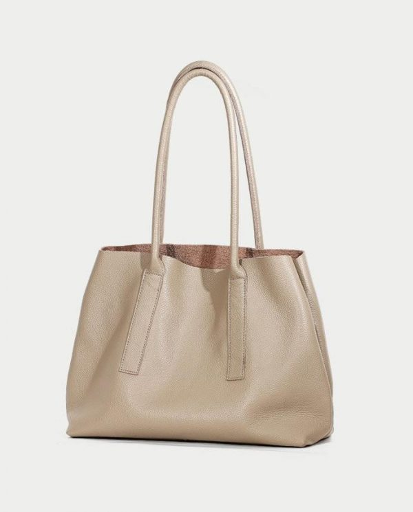 Leather Shoulder Bag, Women's Classic Leather Shoulder Bag, Urbane London
