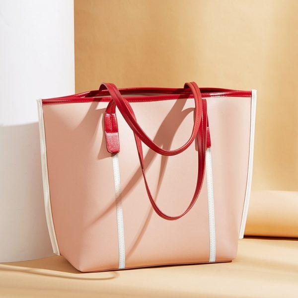 Shoulder Tote Bag, Lady's High Fashion Daily Shoulder Tote Bag, Urbane London